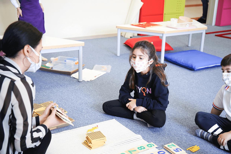 Eğlenceli 4 Yaş Montessori Etkinlikleri