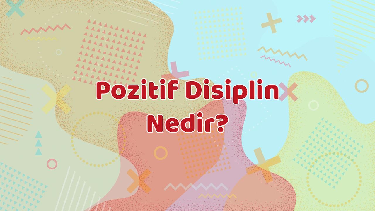 Pozitif Disiplin Nedir?